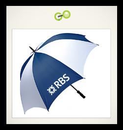 Birkdale Golf Fiberplus Umbrellas