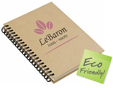 Product spotlight promotional paper products made from for Items made from waste paper