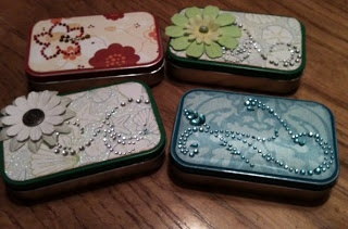 Ways to recycle or up cycle our promotional mint tins gopromotional mint tin business card holders reheart Images