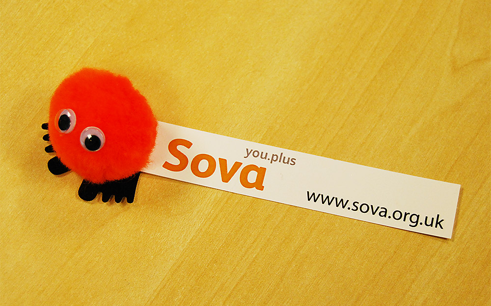 GoPromotional.com Bugging Out for Sova Charity