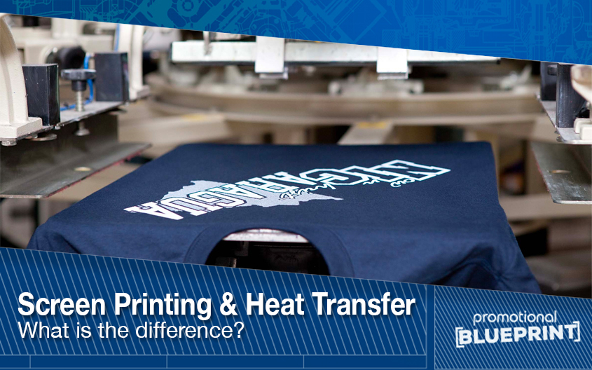 Screen Printing & Heat Transfer – What Is The difference?