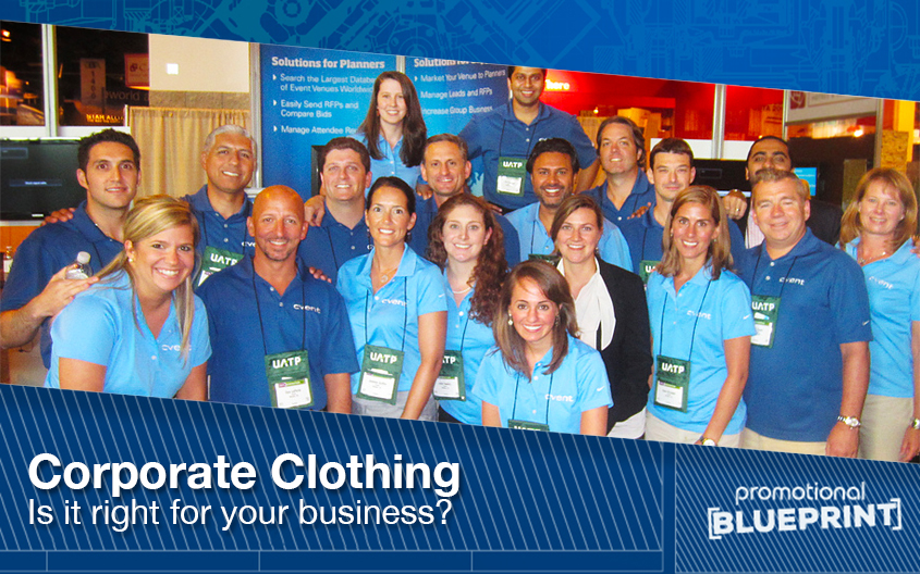 Corporate Clothing – Is It Right For Your Business?