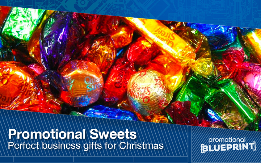 Promotional Sweets – Perfect Business Gifts For Christmas