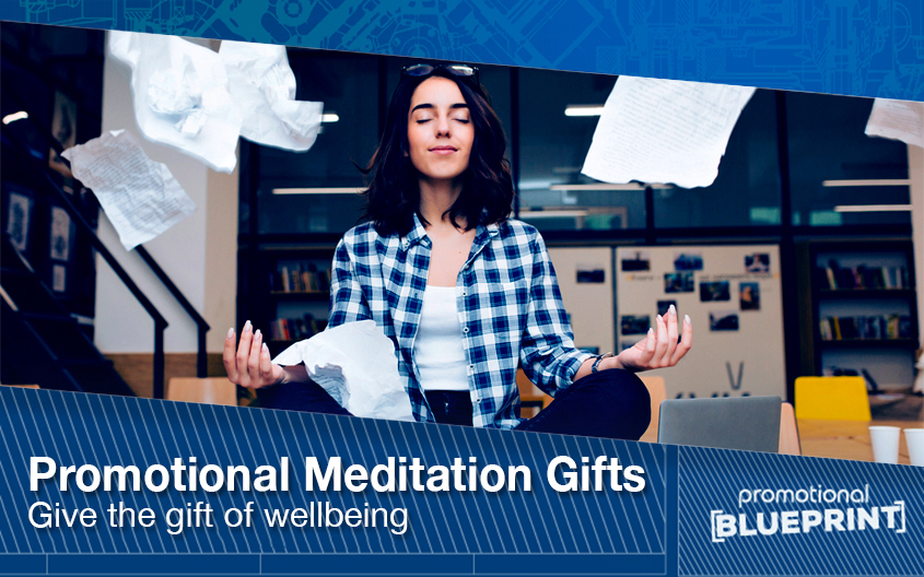 Promotional Meditation Gifts – Give the Gift of Wellbeing
