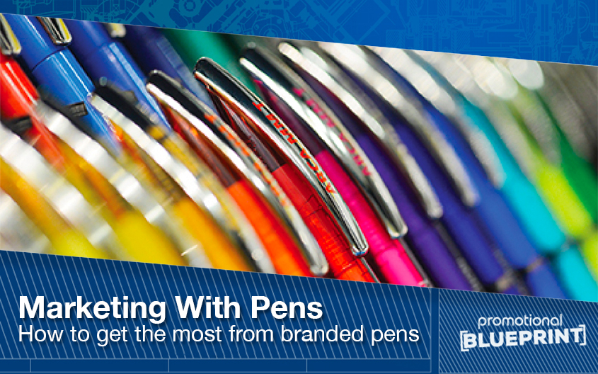 Marketing With Pens – How To Get the Most From Branded Pens
