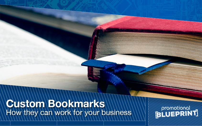 Custom Bookmarks Work for Your Business