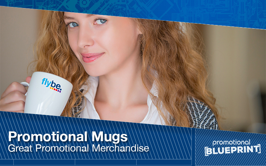 Why Use Promotional Mugs - 5 Reasons Why They Make Great Promotional Products