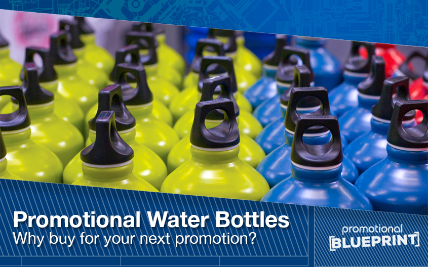 Why Buy Promotional Water Bottles?