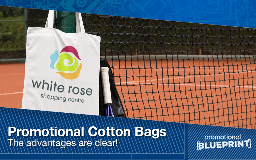 Promotional Cotton Bags – The Advantages Are Clear!