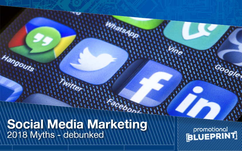 7 Myths About Social Media Marketing in 2018