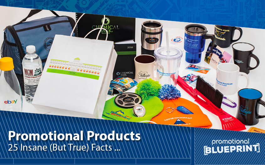 25 Insane (But True) Facts About Promotional Products