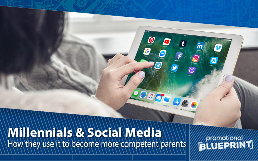How Millennials Use Social Media to Become More Competent Parents