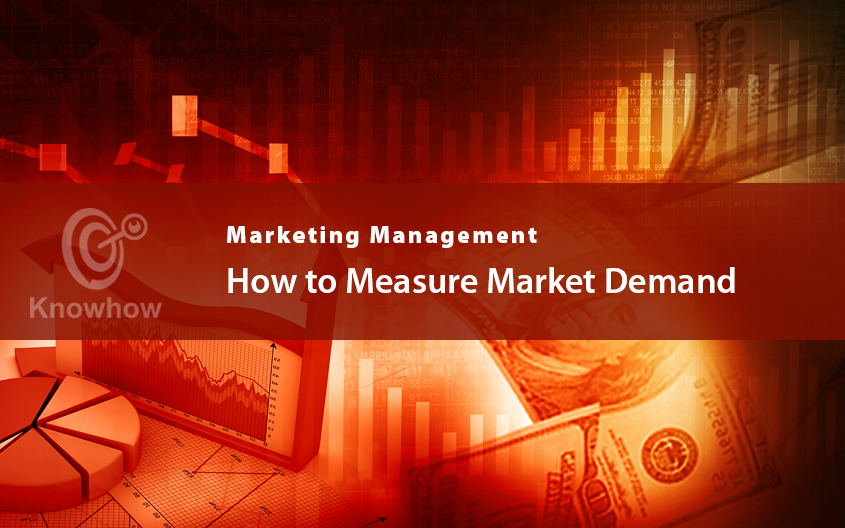 How to Measure Market Demand