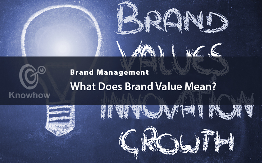 What Does Brand Value Mean?