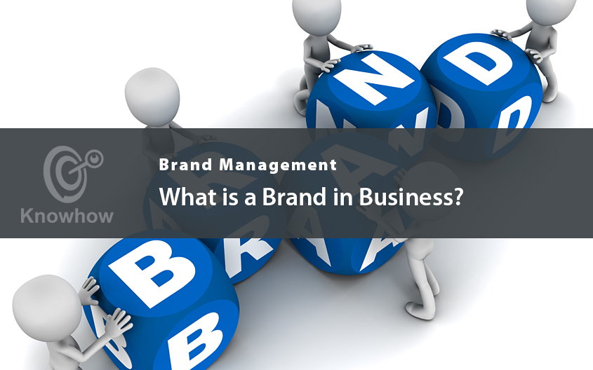 What is a Brand in Business?