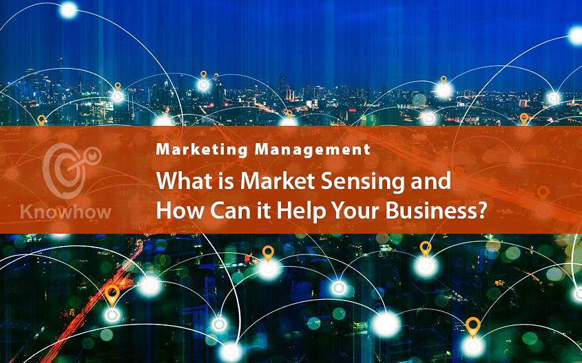 What is Market Sensing and How Can it Help Your Business?