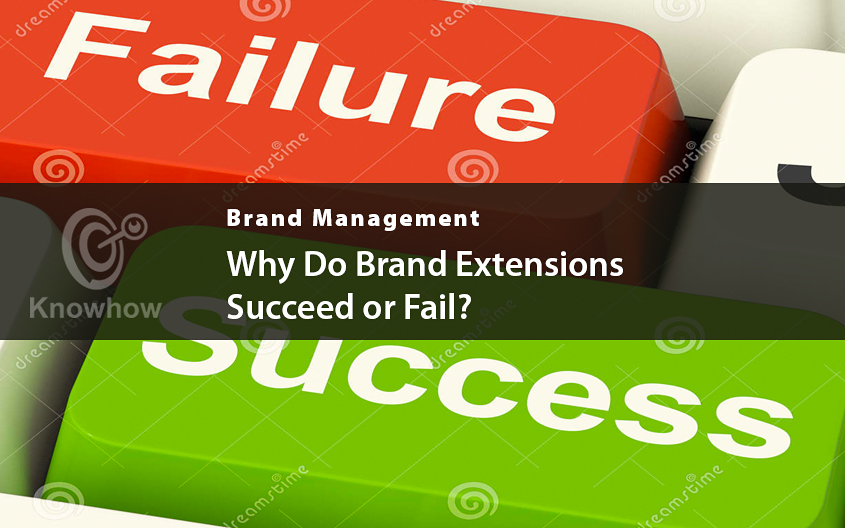 Why Do Brand Extensions Succeed or Fail?
