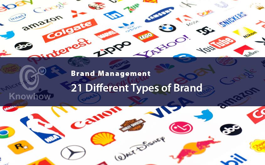 21 Different Types of Brand