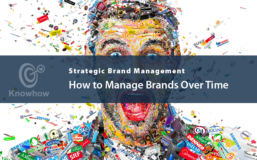 How to Manage Brands over Time