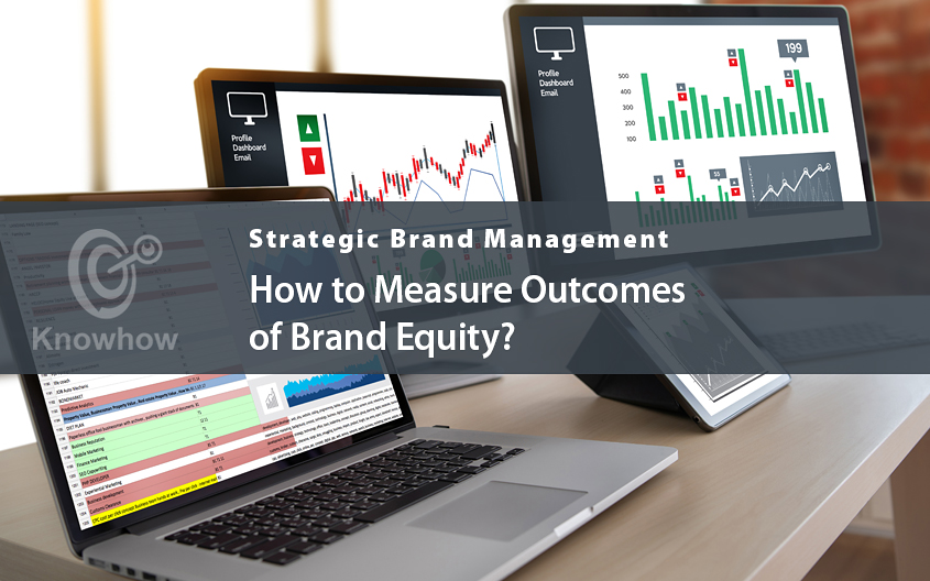 How to Measure Outcomes of Brand Equity?
