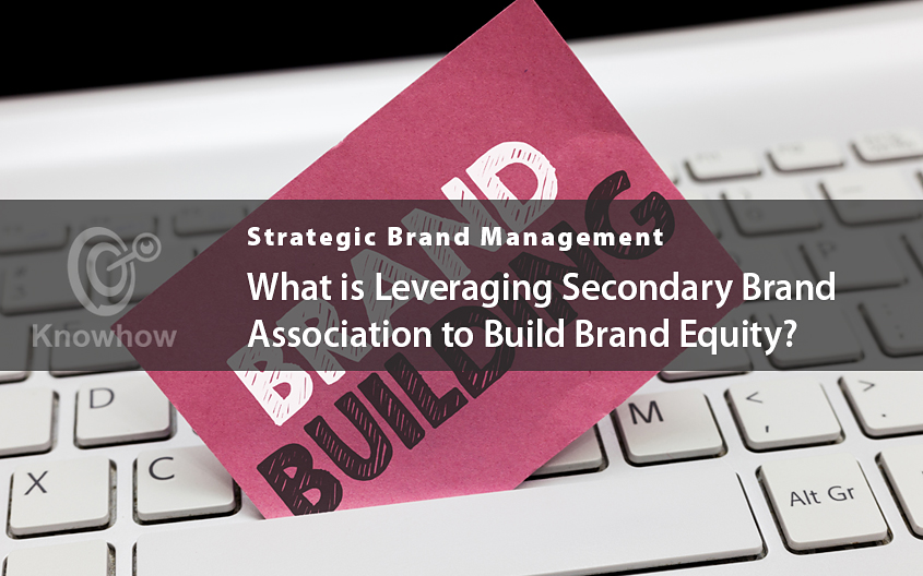 What is Leveraging Secondary Brand Association to Build Brand Equity?